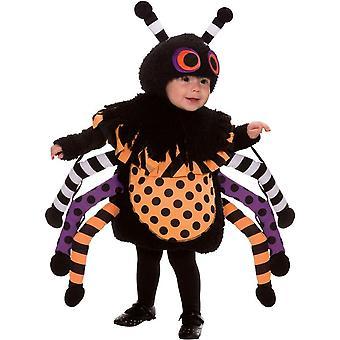 Charmante Spider Kleinkind Kostüm