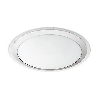 Eglo - Competa 1 LED weiß Runde Decke Licht EG95678