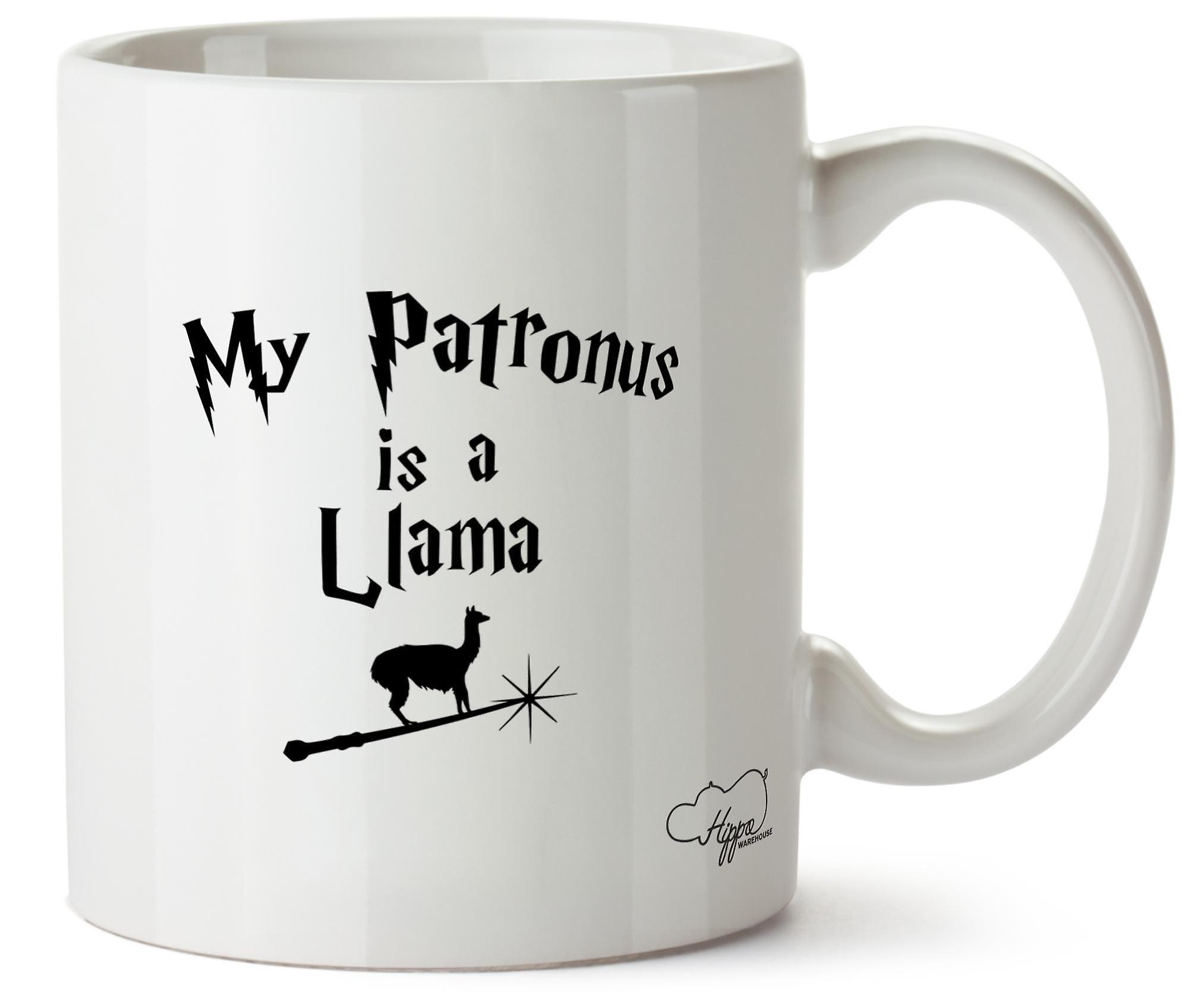 Patronus Hippowarehouse Tasse Mug Un Est Lama 10oz Mon thQdCxsr