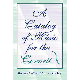 Un catalogo di musica per il cornetto di Collver & Michael