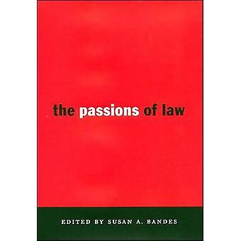The Passions of Law by Vedder & Richard K.