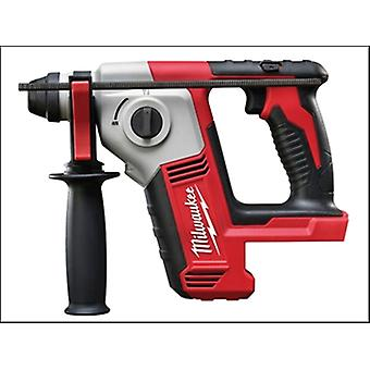 Milwaukee M18 Bh-0 Sds 2 Mode Hammer 18 Volt Bare Unit