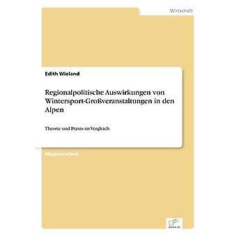 書斎でヴィーラント ・ エディスでアルペン Regionalpolitische Auswirkungen ・ フォン ・ WintersportGroveranstaltungen