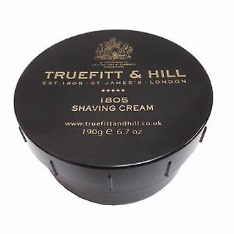 Truefitt and Hill 1805 Shaving Cream 190g