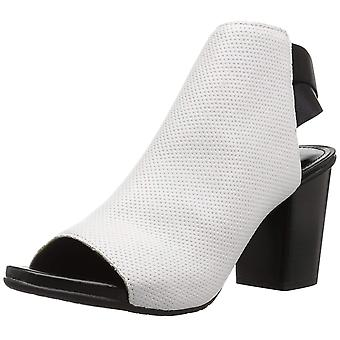 Kenneth Cole REACTION Fridah Fly Perforated Faux Leather Heel