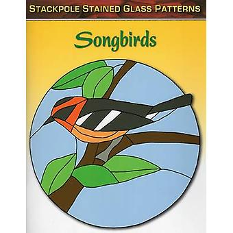 Songbirds - Stained Glass Patterns by Sandy Allison - 9780811713436 Bo