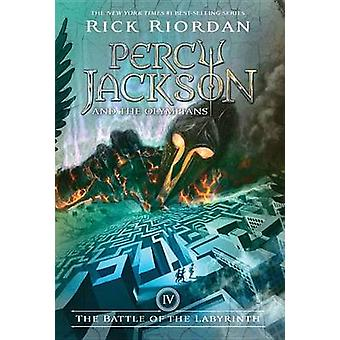 The Battle of the Labyrinth by Rick Riordan - 9781423101499 Book