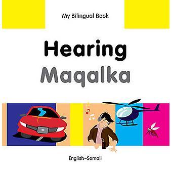 My Bilingual Book - Hearing by Milet Publishing Ltd - 9781840597837 B