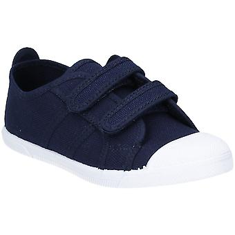 Flansy Girls Infants Sasha Touch Fastening Trainers Schuhe