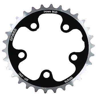 ETC Compact 110mm Alloy CNC Chainring