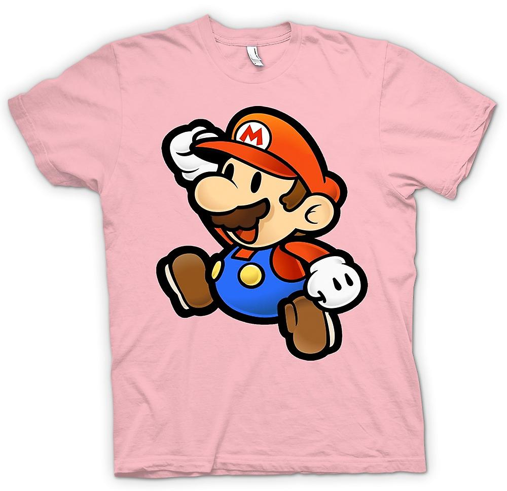 Camiseta de niños - Super Mario - Gamer