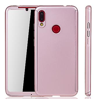 Xiaomi Redmi Note 7 Phone Case Protection Case Full Cover Tank Protection Glass Rose Xiaomi Redmi Note 7 Phone Case Protection Case Full Cover Tank Protection Glass Rose Xiaomi Redmi