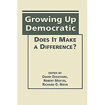 Growing Up Democratic: Does It Make a Difference (The Global Barometers Series)
