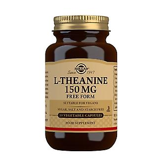 Solgar L-Theanine 150mg Vegicaps 30 (2731)