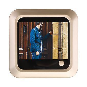 Digitale lcd 2.4inch video campanello peephole schermo porta fotocamera di monitoraggio degli occhi 160 gradi