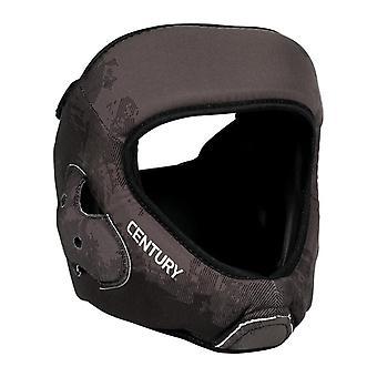 Century C-Gear Washable Sparring Head Guard Black/Grey