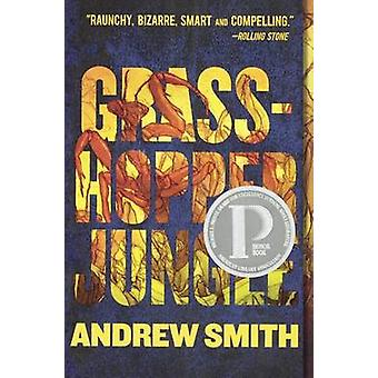 Grasshopper Jungle - A History by Andrew Smith - 9780606367950 Book