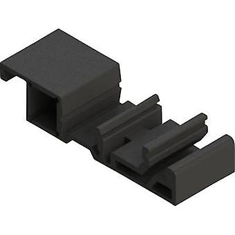 Connector piece Black (L x W x H) 59.65 x 20 x 12.75 mm Axxatronic 1 pc(s)
