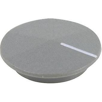 Cover + hand Grey, White Suitable for K12 rotary knob Cliff