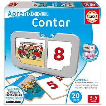 Educa Learn ... Count (App) (Portuguese) (Spielzeuge , Lehrsam Und Kreativ , Mathematik)