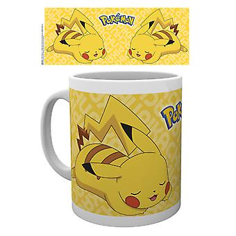 Pokemon Pikachu resten mugg