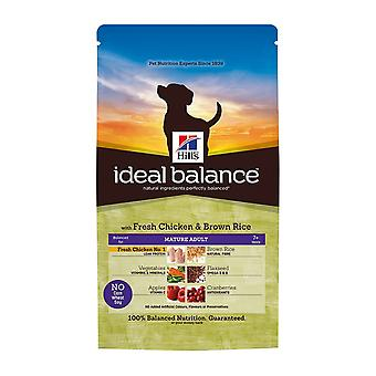 Hill's Ideal Balance Canine Mature Adult With Fresh Chicken And Brown Rice 2kg