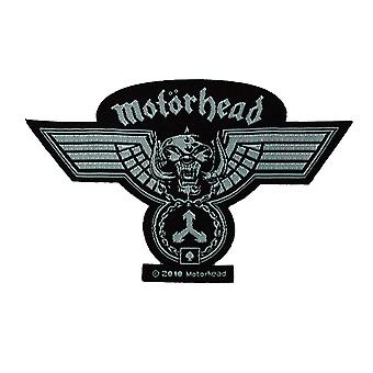 Motorhead martellato Cut-Out tessuto Patch