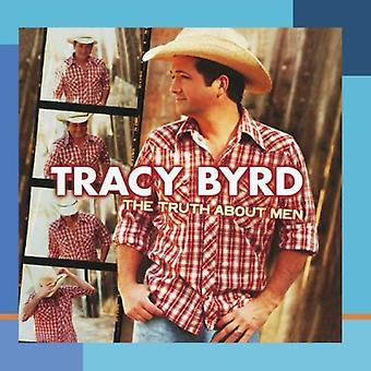Tracy Byrd - waarheid over mannen [CD] USA import