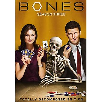 Bones - Bones: Season 3 [DVD] USA import