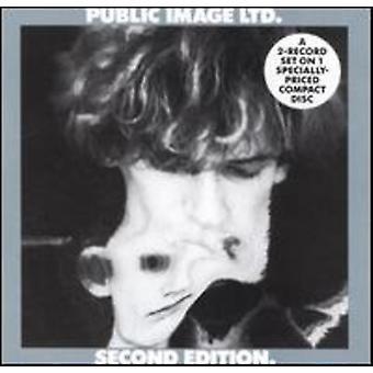Public Image Ltd. - andra upplagan [CD] USA import