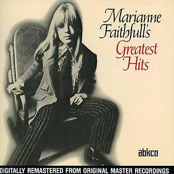 Marianne Faithfull - importación de Estados Unidos Greatest Hits [CD]