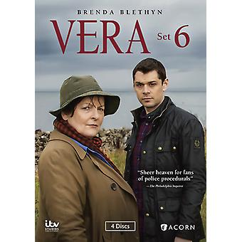 Vera: Set 6 [DVD] USA import
