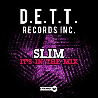 Slim - es en la importación de los E.e.u.u. Mix [CD]
