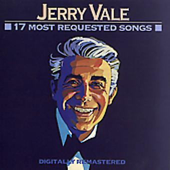 Jerry Vale - 17 Most Requested Songs [CD] USA import