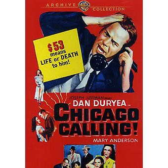 Chicago Calling [DVD] USA import