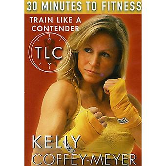 30 Minutes to Fitness: Train Like a Contender [DVD] USA import