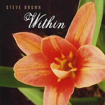 Steve Brown - inom [CD] USA import