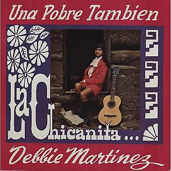 Debbie Martinez - Una Pobre Tambien [CD] USA import
