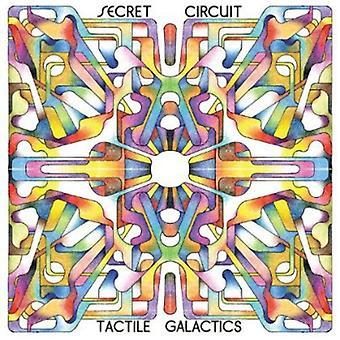 Secret Circuit - Tactile Galactics [CD] USA import