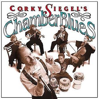 Corky Siegel - importación cámara azul de Corky Siegel [CD] Estados Unidos