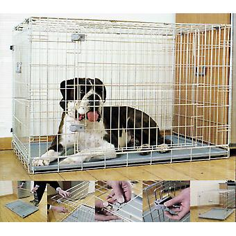 Options Two Door Dog/pup Home Extra Large 107 X 71 X 79cm