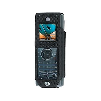 Body Glove - Ion Case with Clip for Motorola Nextel i425 Cell Phones - Black