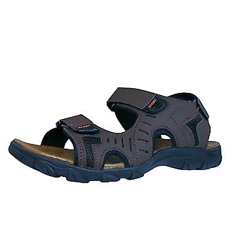 Woodys Double Mens Sandals - Brown