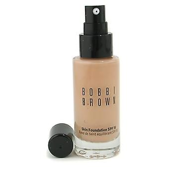Bobbi Brown huden Foundation SPF 15 - # 4 naturlige 30ml / 1oz