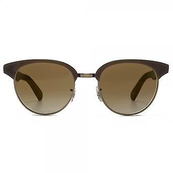 Paul Smith Redbury Sunglasses In Semi Matte Burnt Clay