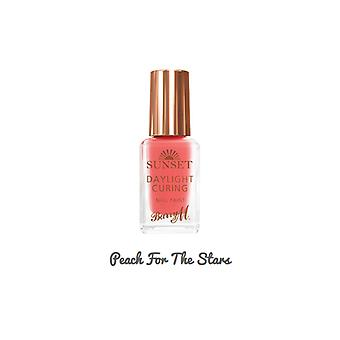 Barry M Barry M tramonto chiodo vernice Peach per le stelle