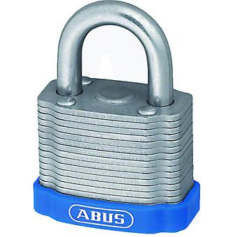 ABUS Rolled steel padlock 30mm Blue Keys Same Ka 41/30
