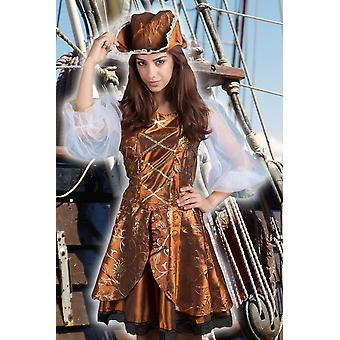 Costumi donna donne signora Eleonore pirata signora