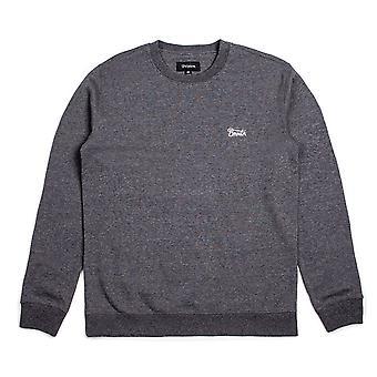 Brixton Potrero Sweatshirt Grey