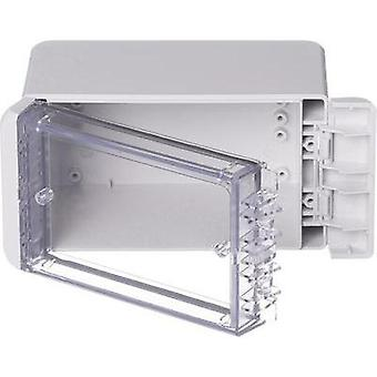 Wall-mount enclosure, Build-in casing 90 x 113 x 80 Polycarbonate (PC)